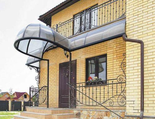 Идеи для обустройства входной группы в частном доме