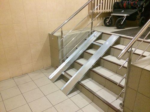 Пандус для инвалидной коляски своими руками фото 518