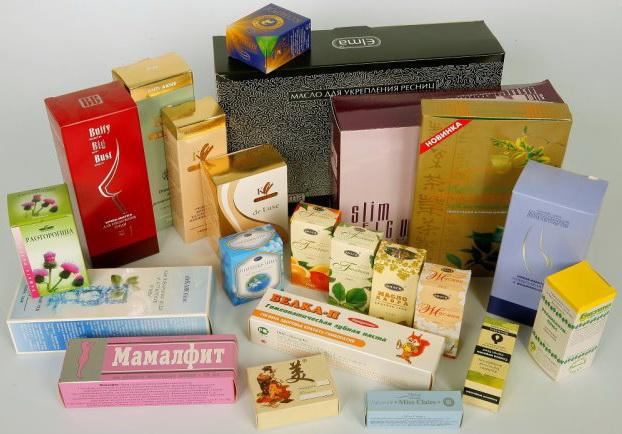 Упаковка как эффективный способ продвижения товара на рынке