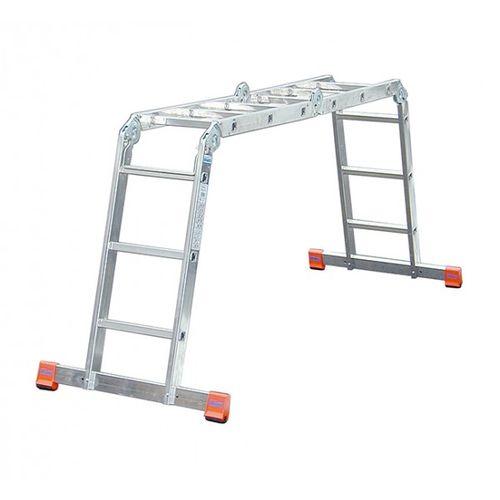 Обзор лучших моделей четырехсекционных лестниц