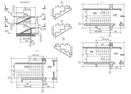 Инструкция по созданию лестниц в Архикаде
