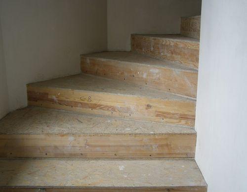 Инструкция по монтажу лестницы из СИП-панелей