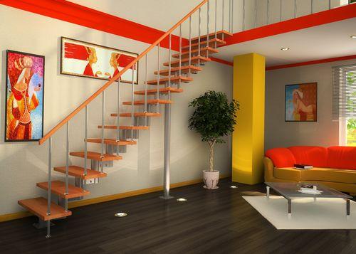 Виды и характеристики лестниц на монокосоуре