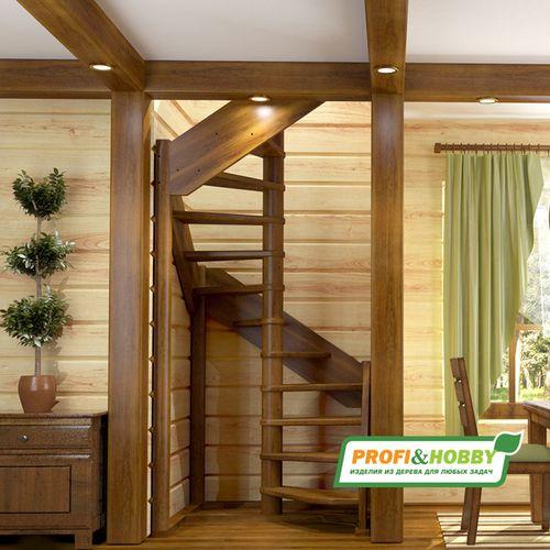 Обзор каталога лестниц бренда Профи хобби