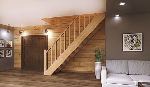 Обзор моделей лестниц компании Вудгрупп