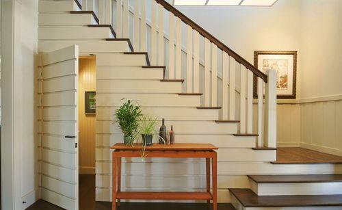 Как делать лестницу при дефиците площади