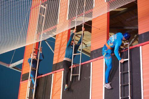 Обзор про лестницы-штурмовки: виды и характеристики