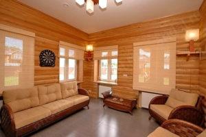 Планкен из сибирской лиственницы – лучшее решение для отделки стен