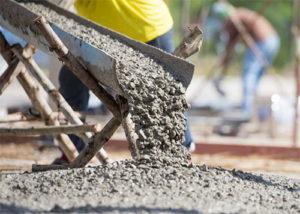 Товарный бетон: преимущества использования и применение