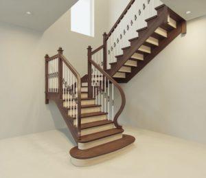 Какими должны быть деревянные лестницы
