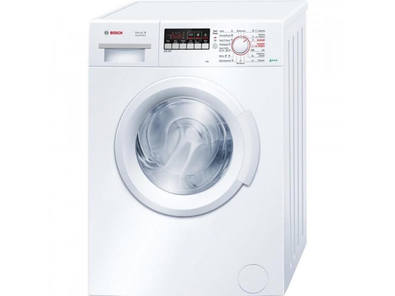 Наслаждайтесь чистыми вещами, экономьте электроэнергию и время со стиральной машиной Bosch WAB 2026 YPL