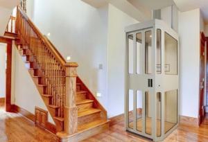 Как выбрать подъемник для дома на второй этаж
